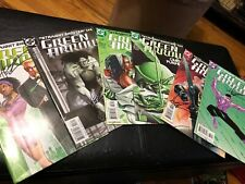 Green Arrow: Straight Shooter 1-6 Complete Run Signed Phil Hester Autograph