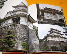 Background visual data - Japanese castle  Samurai armor  Sengoku period #0217