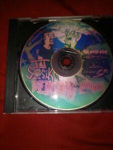 HTF JJ SOSIK CD GREWSUM HORRORCORE ICP TECH N9NE  VERY RARE CD