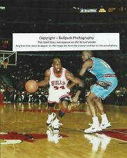 Michael Jordan Chicago Bulls 14 x All-Star 6 x NBA Champion HOF 8x10 Photo