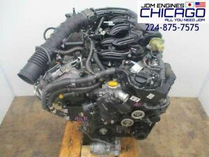 JDM 2006 - 2012 LEXUS  IS250 JDM 4GR 2.5L RWD 4GR-FSE ENGINE ONLY