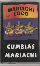 "*Mariachi Loco-""Cumbias Mariachi- /Tejano-Mariachi *Cassette Sealed"