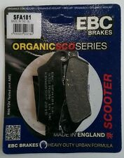 MBK YQ 125 / 150 Thunder (2001 to 2003) EBC FRONT Brake Pads (SFA181) (1 Set)