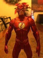 Flash action figure DC Collectibles DC Comics New 52 action figure Metallic