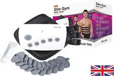 Bodi-Tek Slim Gym Body Toner EMS Body Muscle Toning Ab Legs Arms Stomach Thighs
