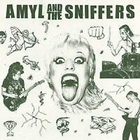 Amyl And The Sniffers - Amyl & The Sniffers (NEW CD)