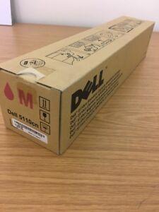 Genuine Standard Capacity Dell 5110cn Magenta Toner Cartridge CT200838 KD566