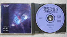Another world-Electronic Body Music CD Antler-subway – as 5036 CD