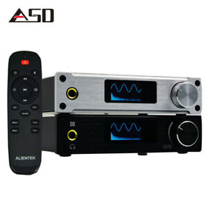 ALIENTEK D8 2.1 Audio USB/Coaxial/Optical/AUX Input Headphone Digital Amplifier