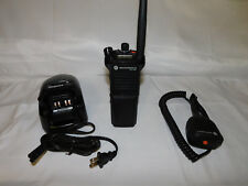 Motorola APX7000 VHF 7/800mhz P25 Digital Phase II Dual Band Portable radio AES