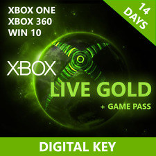 XBOX LIVE 14 day Gold 🔥 + 💥Game pass (ULTIMATE) ⚡️INSATNT DELIVERY⚡️