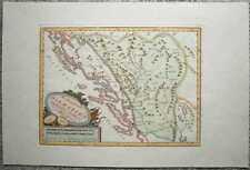 1791 Reilly map HERZEGOVINA
