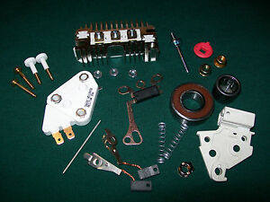 Alternator Rebuild Kit Delco 10SI up to 75 Amp Chevy Truck GM Olds Pontiac Buick