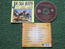 Latin Jazz Salsa JOE CUBA SEXTETTE con CHEO FELICIANO RARE CD CUBAN SON