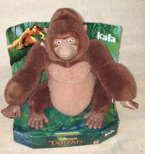 "Disney's Tarzan 1999:  Kala ""Tarzan's Mother""  Stuffed Animal  NIB Unopened"