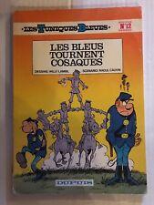 BD Les Tuniques Bleues Les Bleus Tournent Cosaques Dupuis Lambil Cauvin 1977