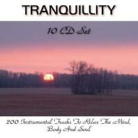 Paul Brooks : Tranquillity CD Value Guaranteed from eBay's biggest seller!