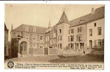 CPA-Carte postale-Belgique- Chimay- Place du Chapitre Pensionnat des Soeurs