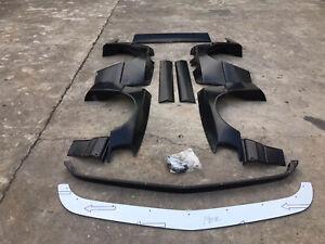 Rocket bunny Pandem Style Full Kit Body kit For Mercedes Benz W201 190E