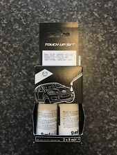 MAZDA TOUCH UP PAINT CRYSTAL WHITE PEARL 34K 90007771234K BRAND NEW GENUINE PART