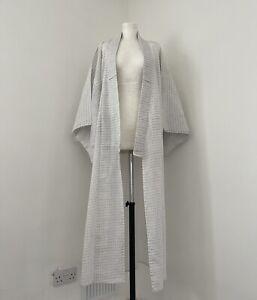 Vintage Japanese Kimono Great House Coat Dressing Gown