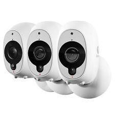 Swann Swwhd-intcampk3 3 X 1080p Full HD Wireless Smart Security Cameras