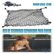 RED DE SEGURIDAD PARA EL COCHE RED SEPARADORA REDES SEPARADORAS PERRO MASCOTA
