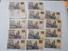 full 14 set malaysia stamp booklets 1992 KL Exhibition $3 30c agro mnh sarawak