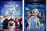 Frozen I & II 1 & 2 DVD Movies - Brand New and Sealed