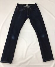Men's Tellason Selvedge Denim Jeans Measured Size 30 x 31