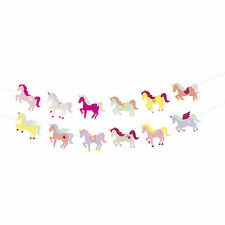 Paper Source - Unicorn Garland Kit - Kids Activity - DIY Decor - Party