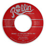 BOZ BOORER & SARAH VISTA - GREAT NEW ROCKABILLY  DOUBLE SIDER. HEAR IT!