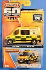 New ListingMatchbox Renault Master Ambulance, 60-Year Anniversary, Manufactured In 2012