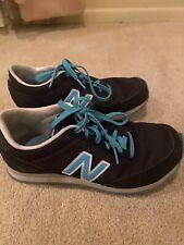 New Balance 501 Womens Blue Sneaker Tennis Shoe 7.5