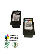 Canon CL513 and PG512 Premium Quality Ink Cartridge for PIXMA iP2700 - MP495