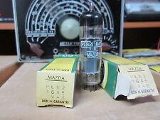 1 LAMPE / TUBE ÉLECTRONIQUE PL82--16A5..Mazda France..NOS.NIB.NEUF.Testé Metrix