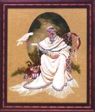 Butternut Road - BR10 Spiritdancer Counted Cross Stitch Pattern