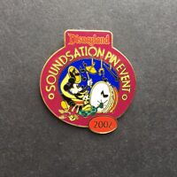 DLR - Soundsation Pin Event 2002 Limited Edition 2500 - Disney Pin 14169