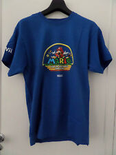 NINTENDO LICENSED SUPER MARIO T-SHIRT LARGE NEW Wii DS
