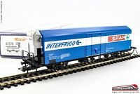 ROCO 67570 - H0 1:87 - Carro merce frigo FS INTERFRIGO SPAR Ep. V