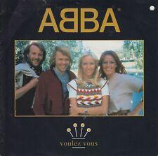 """Abba 7"""" vinyl single Voulez Vous / Summer Night City 1992"""