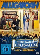 DVD ° Alligatoah ° Reise nach Jerusalem ° Live & Unbestuhlt ° NEU & OVP