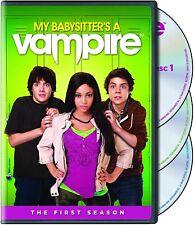 My Babysitter's a Vampire: Season 1 (DVD 3 disc) NEW