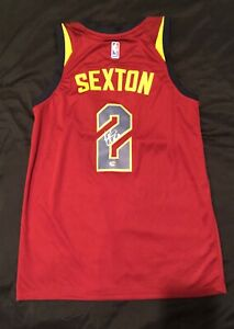 Collen Sexton Signed Autographed Cleveland Cavaliers Jersey