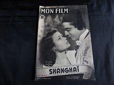 shangai-mon film-gene tierney,victor mature