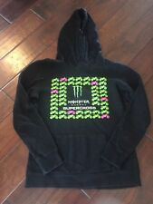 Monster Energy Supercross Women's Hoodie Size Small