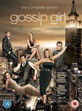 GOSSIP GIRL COMPLETE TV SERIES COLLECTION DVD BOX SET SEASON 1 2 3 4 5 6 NEW UK