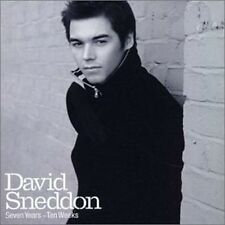 David Sneddon - Seven Years - Ten Weeks - New CD (2003)