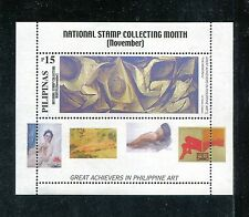 Philippines 2697, MNH. National Stamp Collecting Month 2010