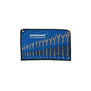 Silverline 8-24mm Combination Spanner Set 14pce Mechanical Engineering - SP50